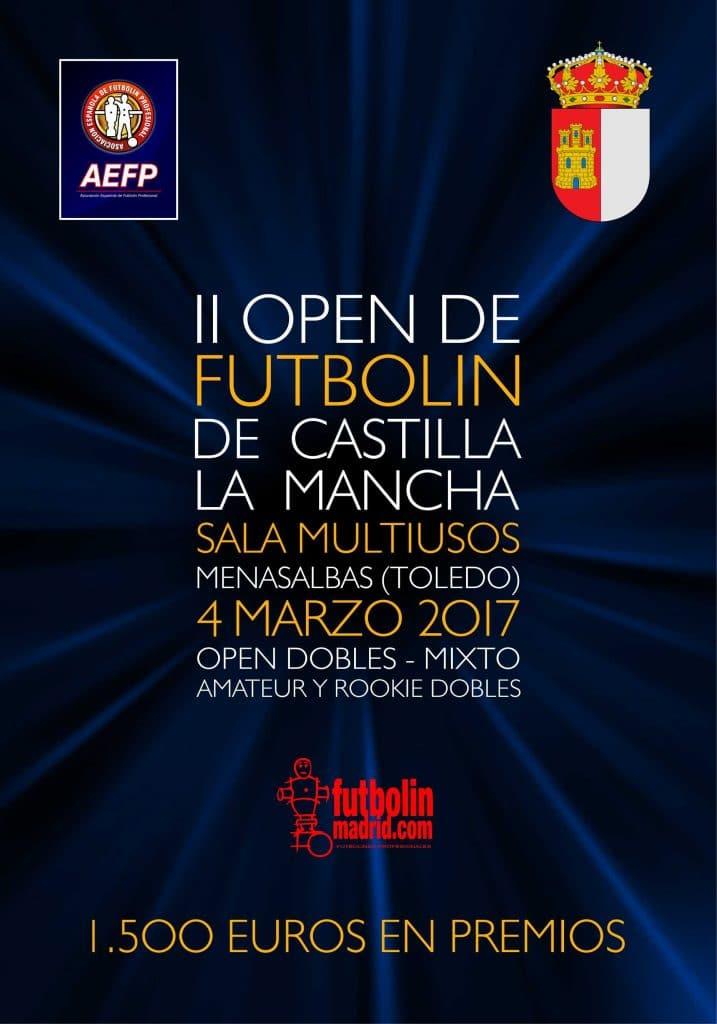 bases Futbolin Castilla La Mancha