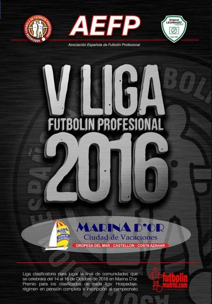 Bases Final de Comunidades futbolin AEFP 2016